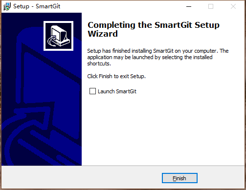 SmartGit安装5